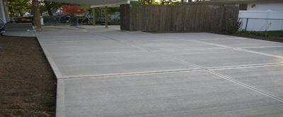 Concrete contractors in Englewood